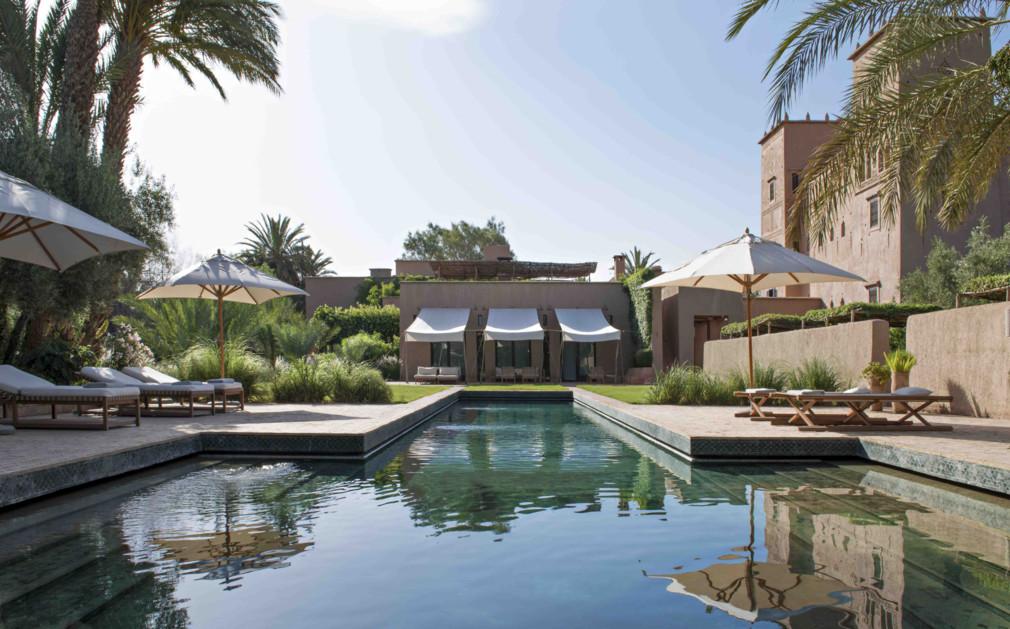 Dar Ahlam Hotel - Ouarzazate, Morocco